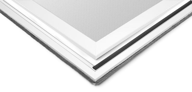 Insektenschutz drehrahmen mit zargenrahmen f r fenster for Fenster 50x50